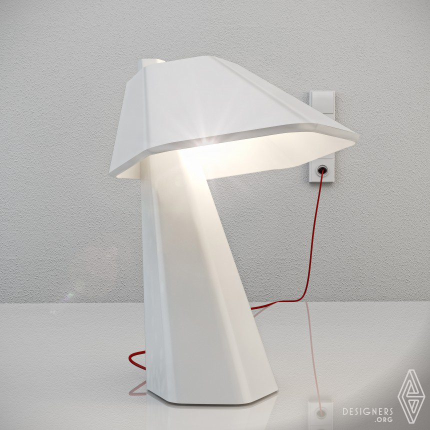 Six  Table Lamp