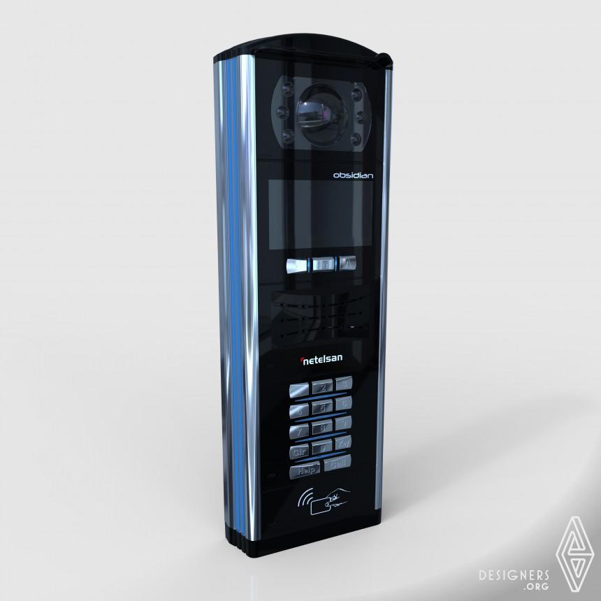 Obsidian RBST Doorbell Panel