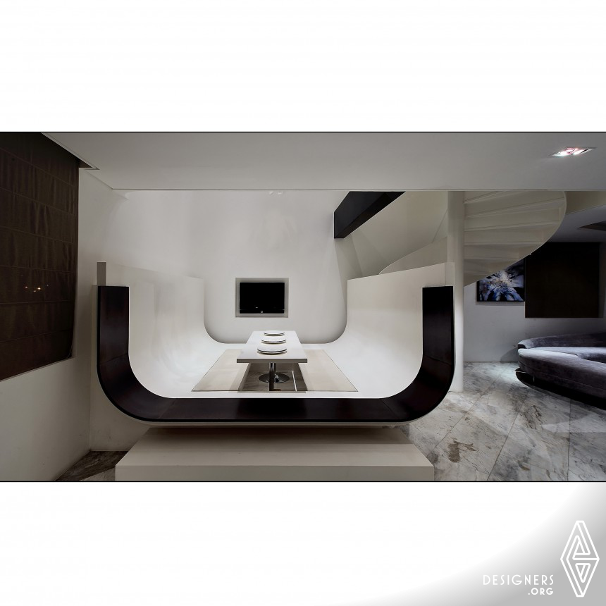 CURVE Residence