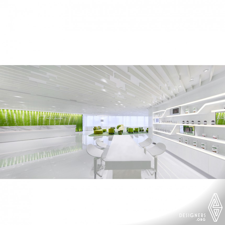 Inspirational Medical Center Design