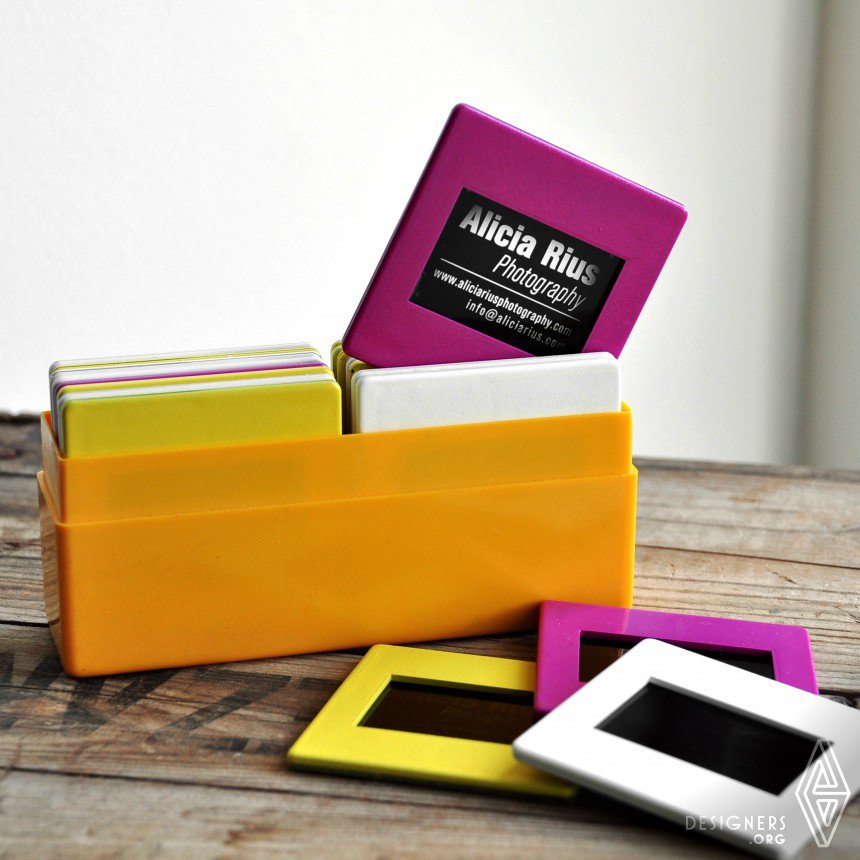 Alicia Rius Photography  Business card