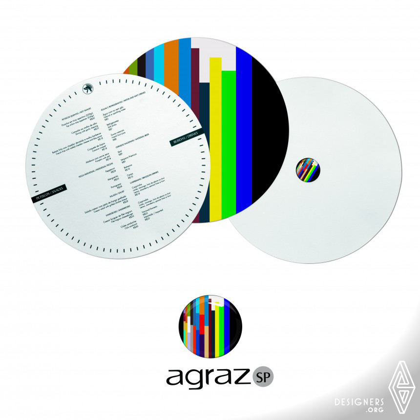 Agraz Restaurant  Corporate Identity