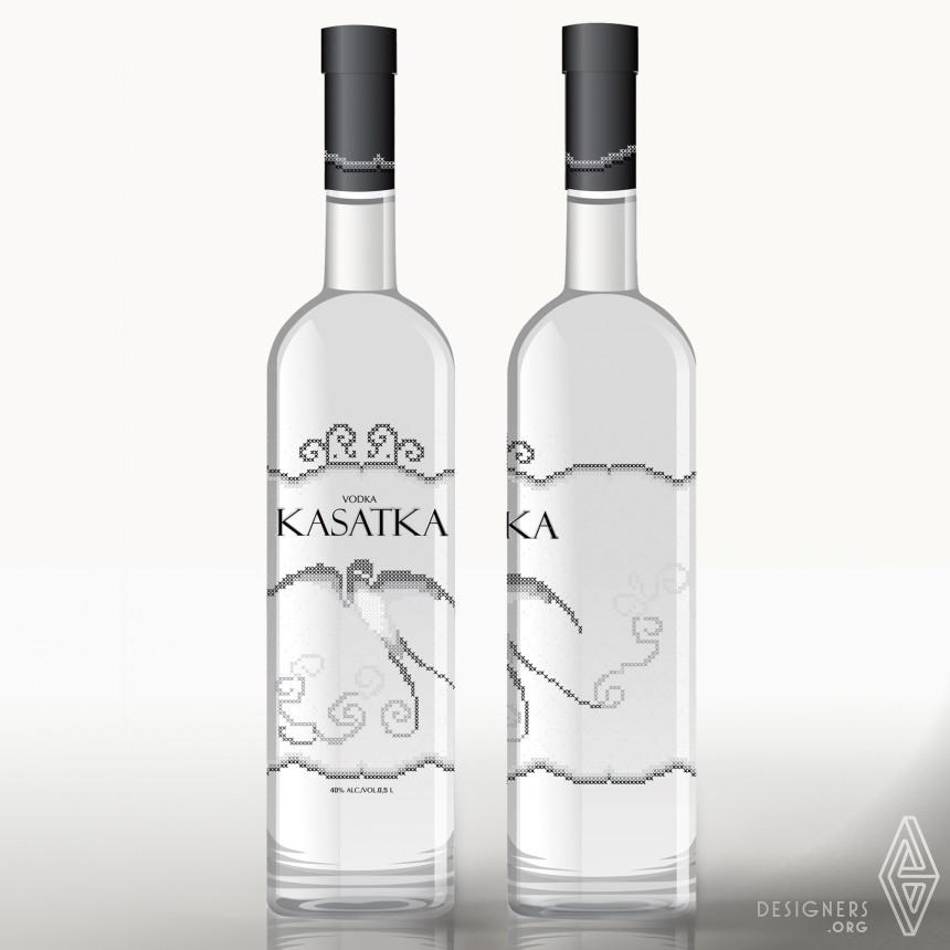 Inspirational Vodka Design