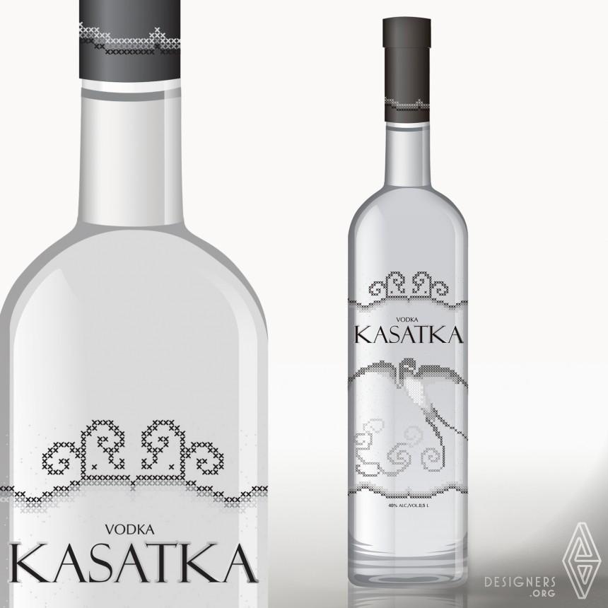 Kasatka Vodka Image