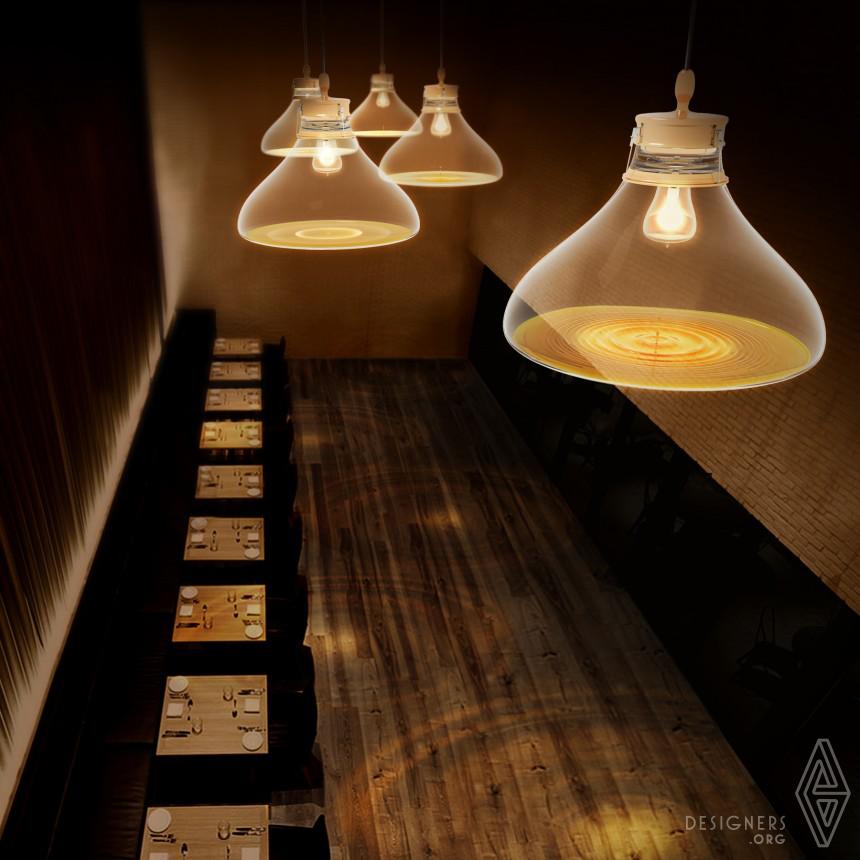 Inspirational Lamp Design
