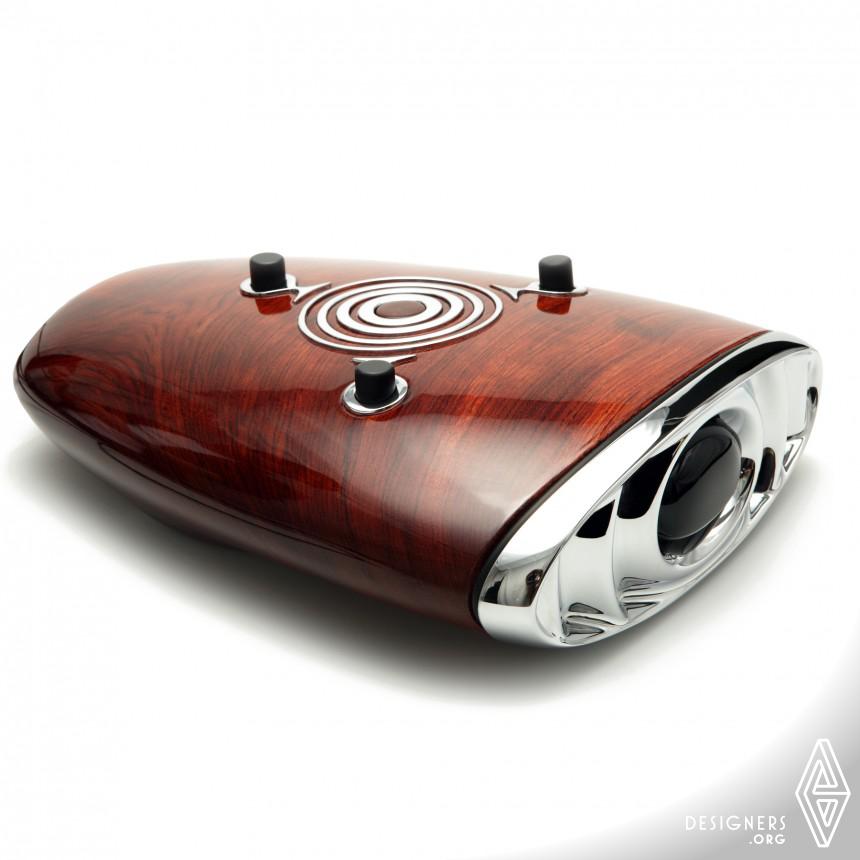 Inspirational Hi-Fi turntable Design