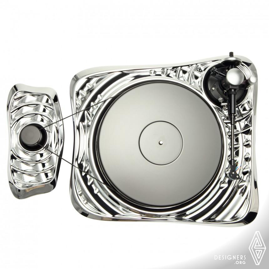 Calliope Hi-Fi turntable Image