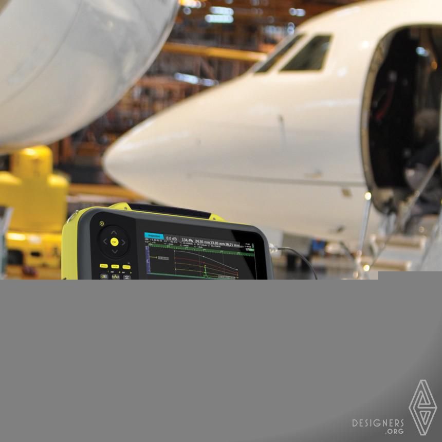 Prisma Portable Ultrasonic Flaw Detector Image