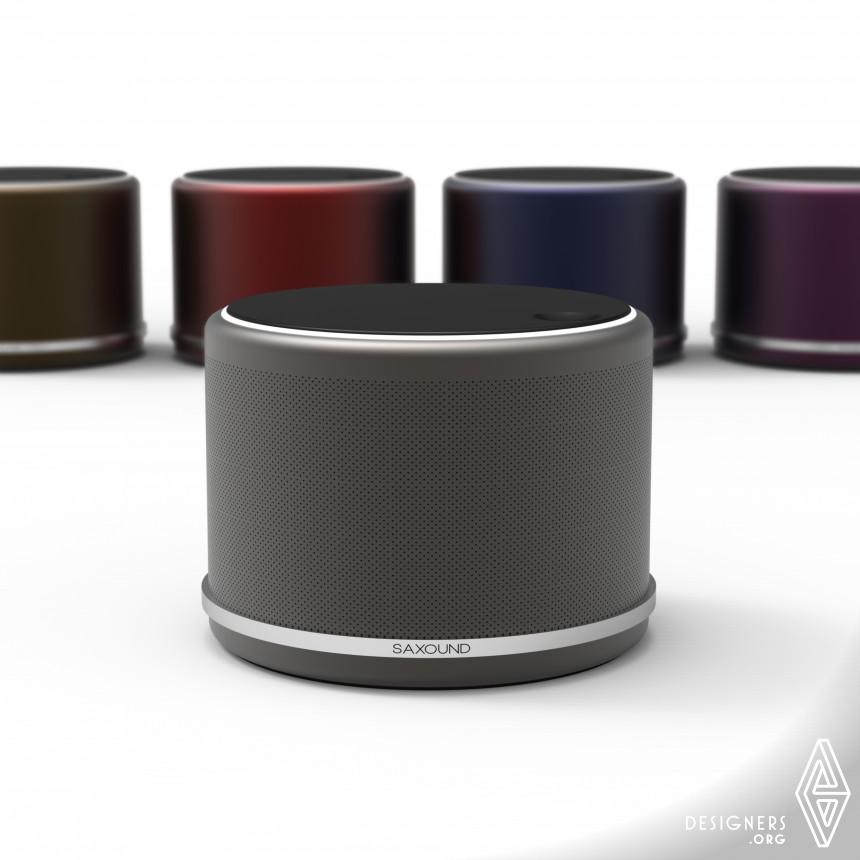 Saxound Wireless Speaker
