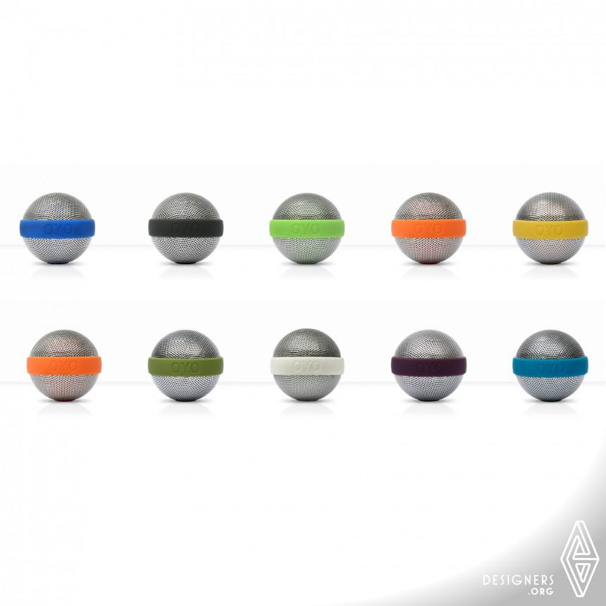 Ballo Portable Speaker Image