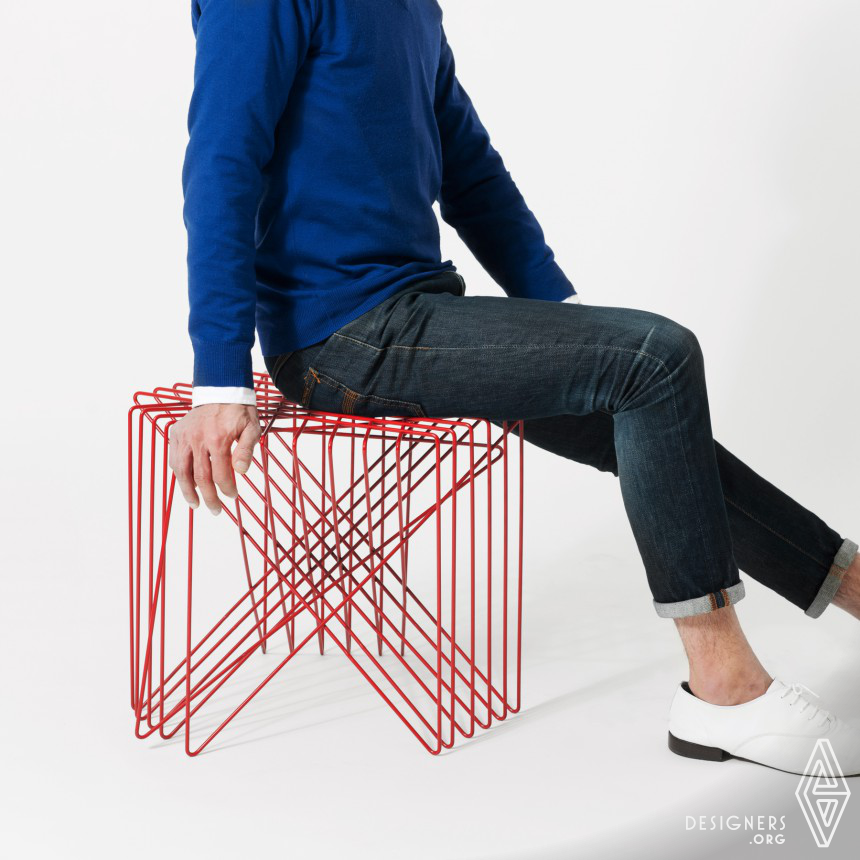 Inspirational Stool Design