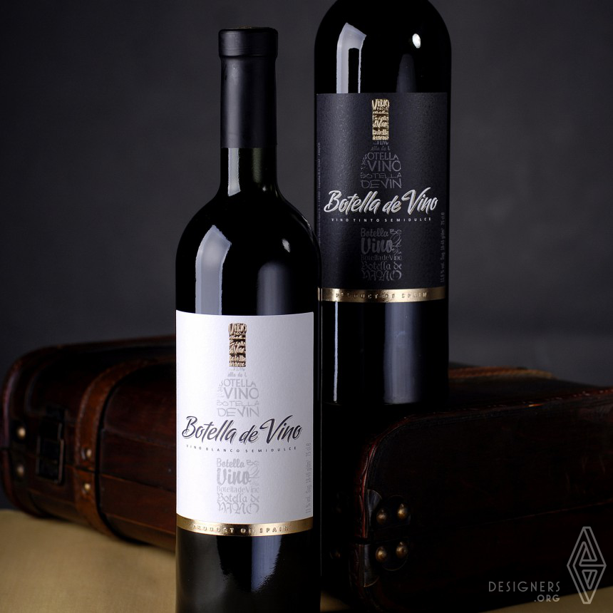 Inspirational Series of Spanish wines Design