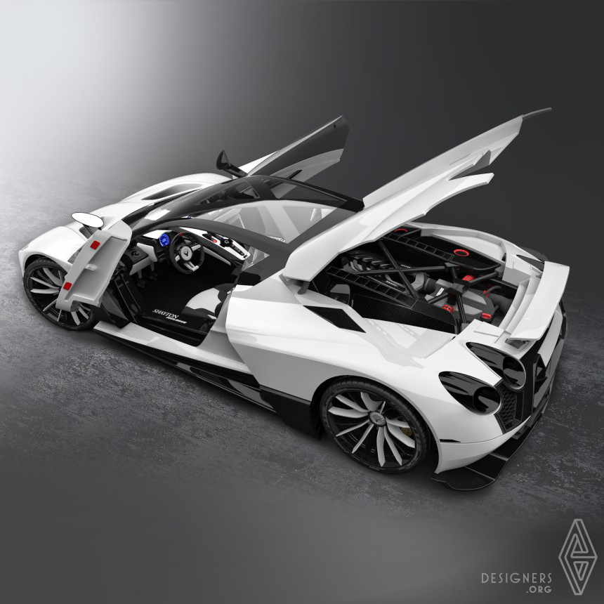 Inspirational Hypercar Design