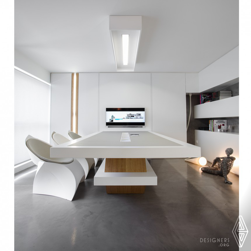 Conceptual Minimalism Office Small Scale  Image