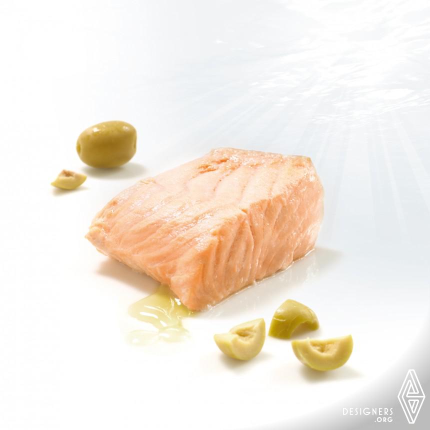 Inspirational Seafood packaging Design