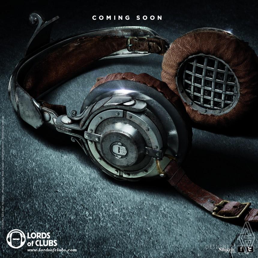 Medieval Headphones Teaser campaign