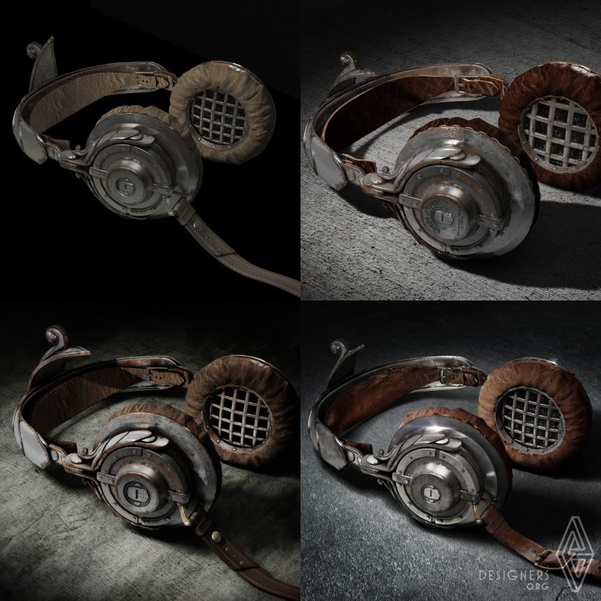 Medieval Headphones Teaser campaign Image