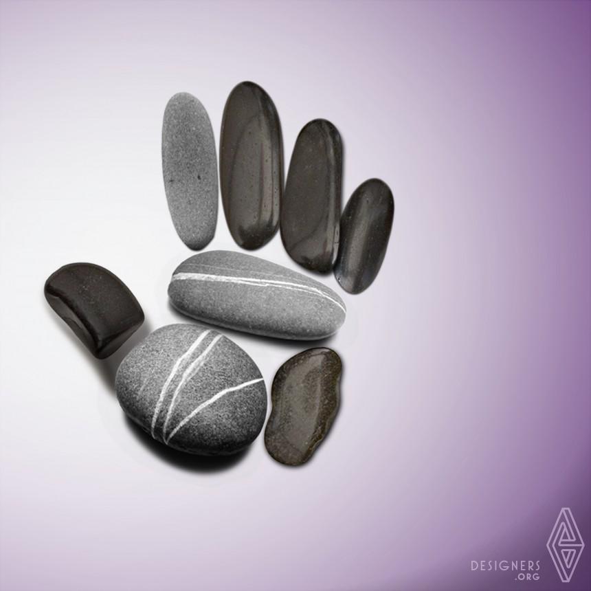 Stone hand Promotional key visual