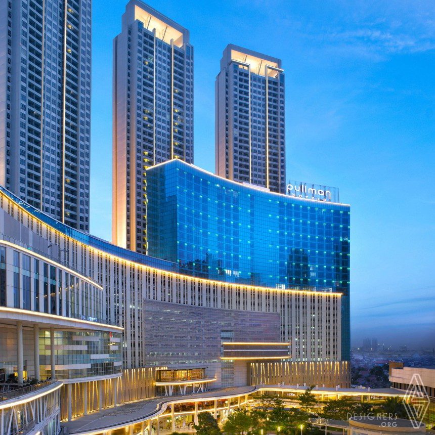 Great Design by Pullman Jakarta Central Park