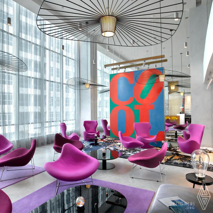 Urban Contemporary Hotel Image