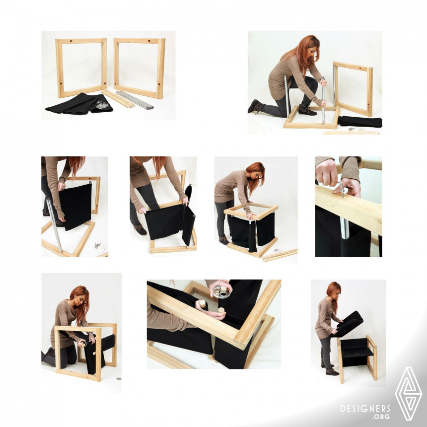 Inspirational Multifunctional Chair Design