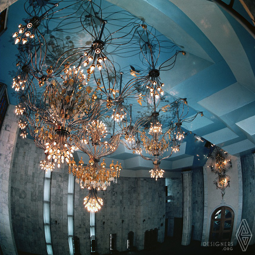 Inspirational The chandelier Design