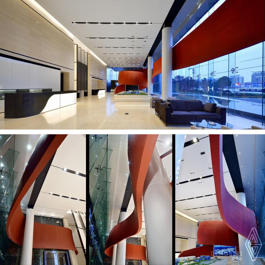 MIX C SALES CENTRE Real estate sales centre Image