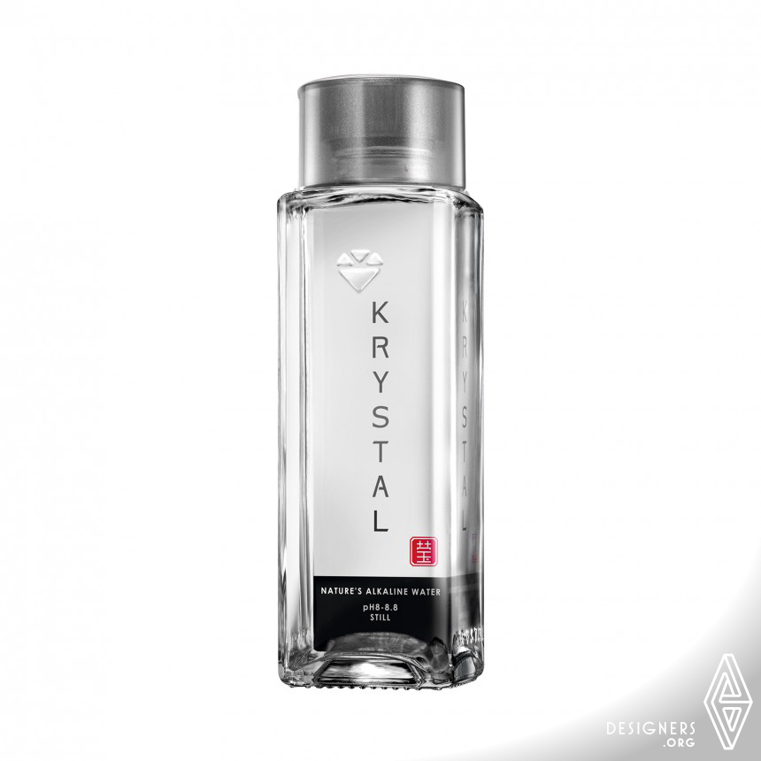 Great Design by KRYSTAL Nature's Alkaline Water