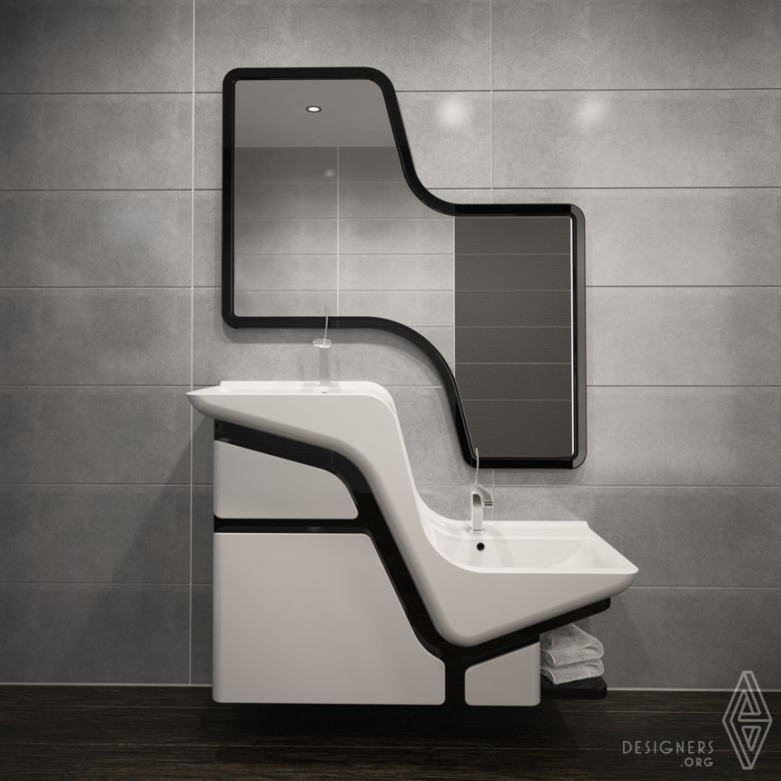 Albatros Washbasin - Family Unit