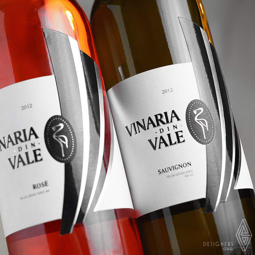 Inspirational Series of quality wines Design