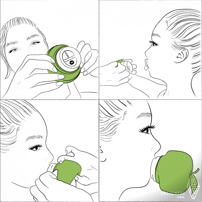 Xtreme Lip-Shaper® System Instant Natural Lip Enlargement Device Image