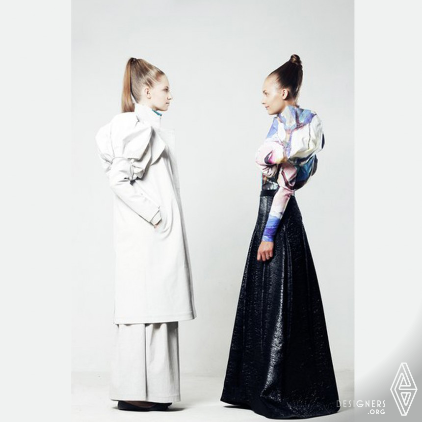 Inspirational Womenswear collection Design