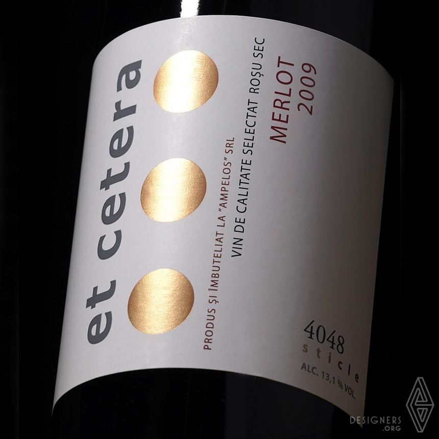 Et Cetera Merlot Exclusive quality wine Image
