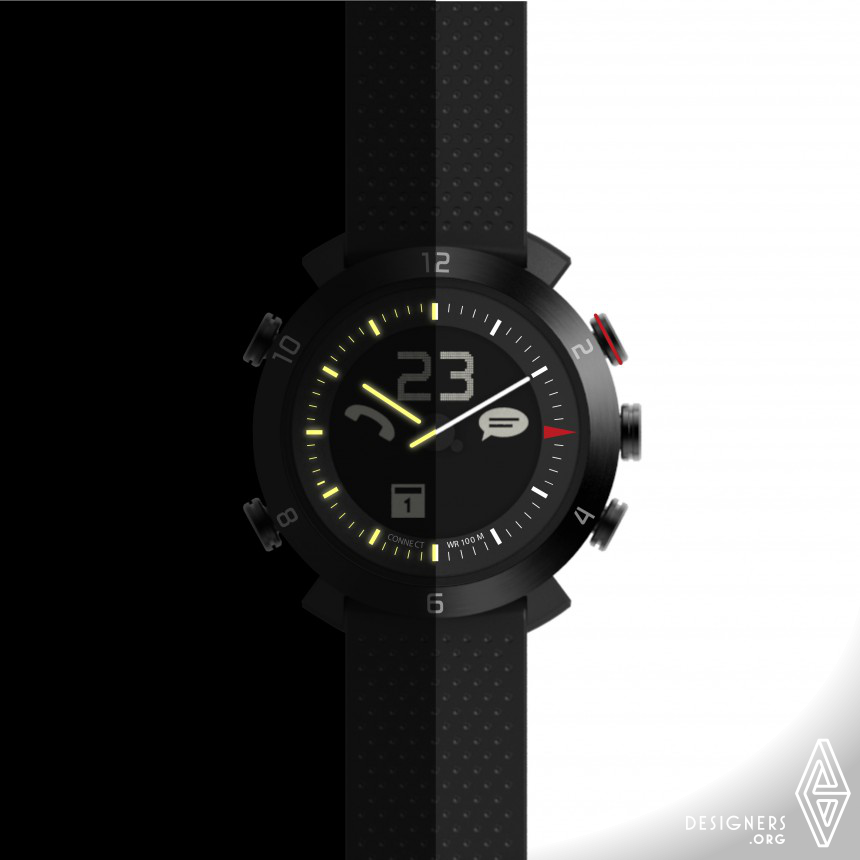 COGITO™ CLASSIC  Bluetooth Connected Watch