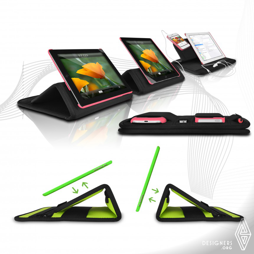Itrox Multifunctional magnetic Bag for Tablets