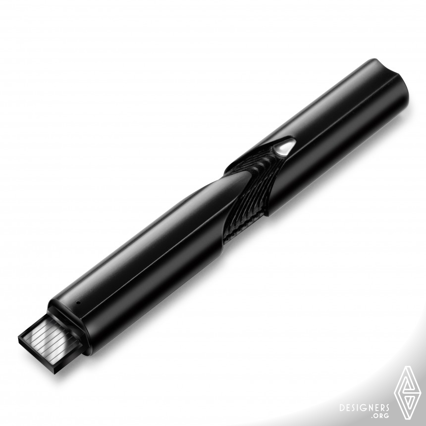 Retractable USB charging trimmer Personal hair trimmer