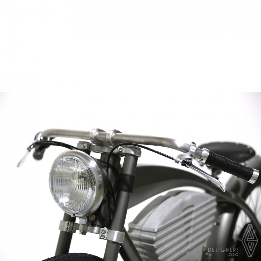 ICON E-Flyer Electric Bicycle Image