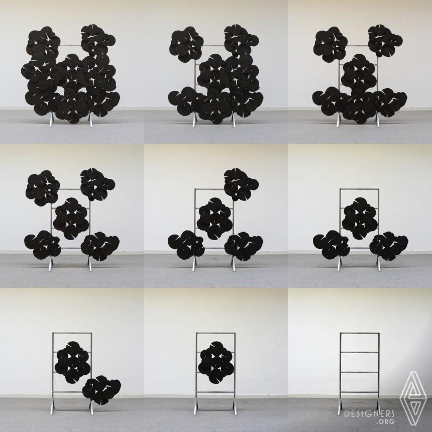 Pattern of tree In order to organic furniture. Image