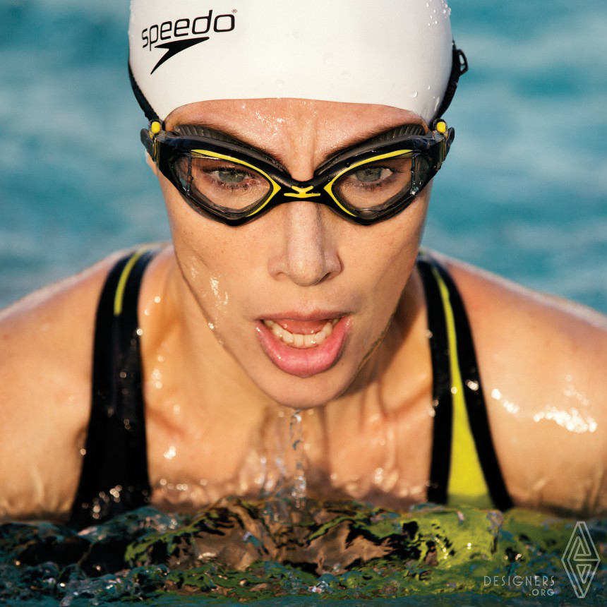 Elastomeric Technology Collection Swim Goggles Image