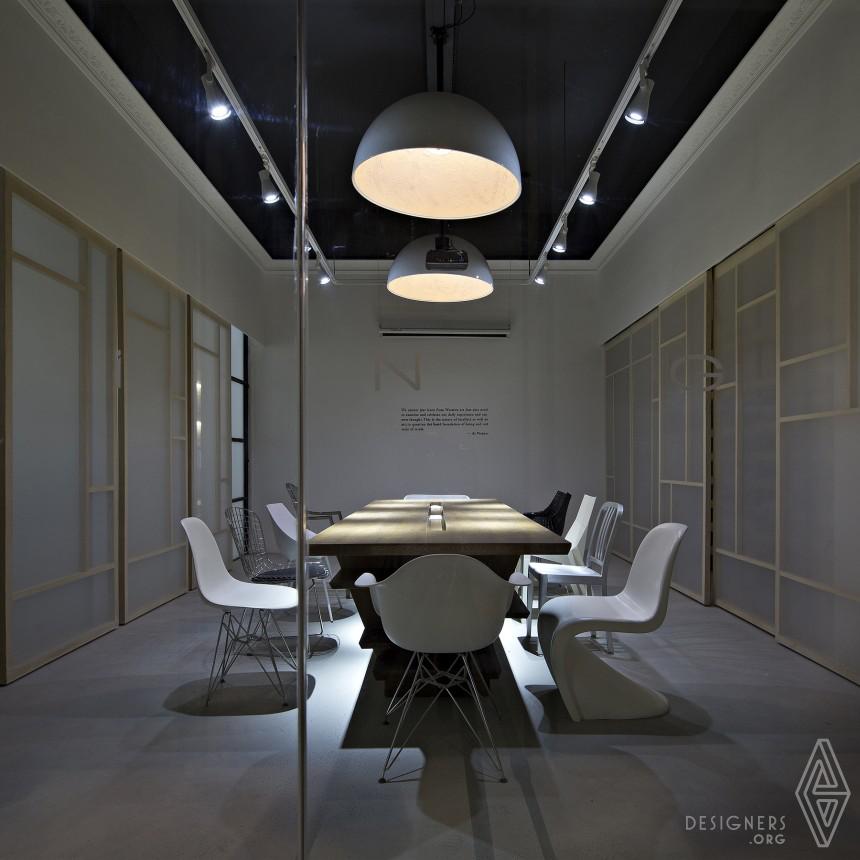 C&C Design  Creative  Headquarters Office Space Image