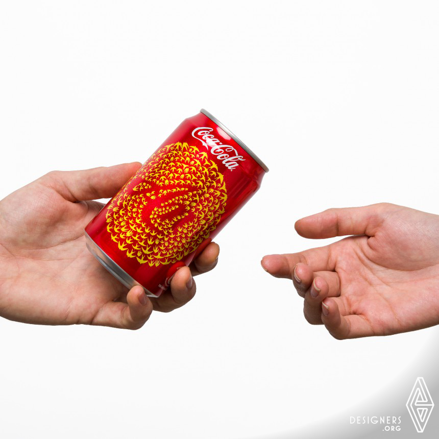 Coca-Cola Tet 2014 Soft drink packaging Image