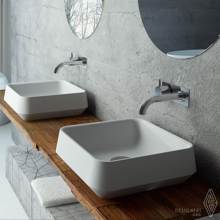 Mia  Washbasin Image