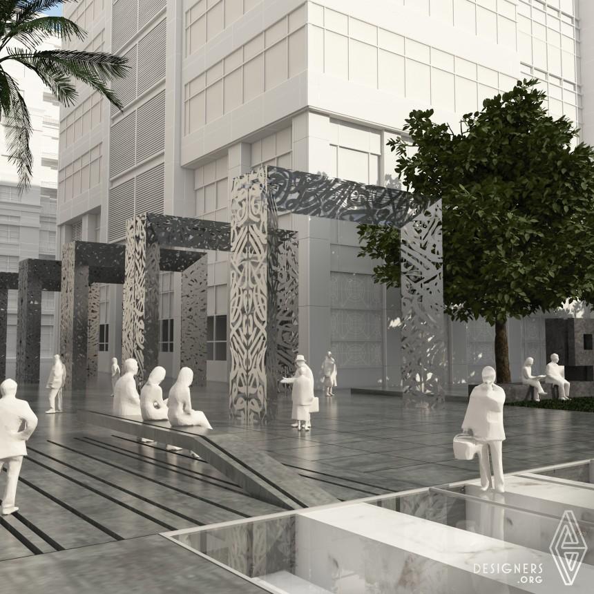 Inspirational Public Square Design