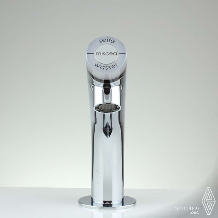 Miscea LIGHT Sensor Faucet for bathrooms Image