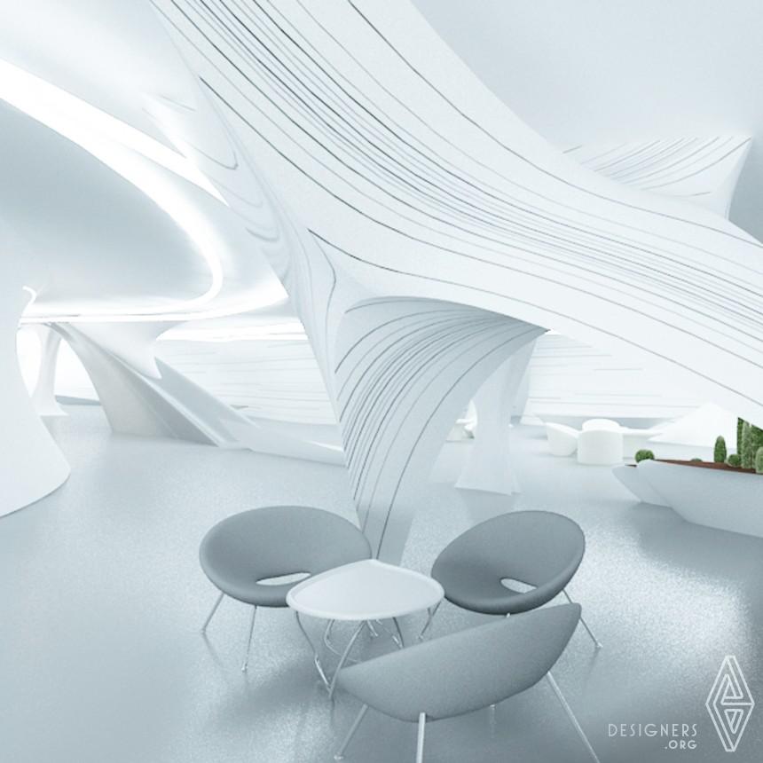 Great Design by Zhipeng Kang