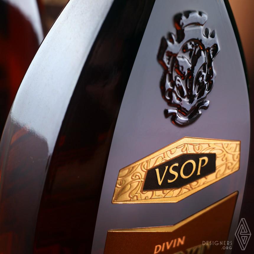 Inspirational Series of Moldovan brandies Design