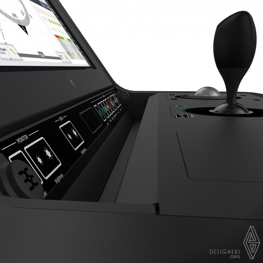 Inspirational Ship Control System Design
