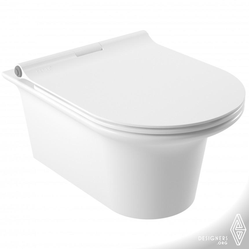 SEREL Purity Wall hung WC Pan