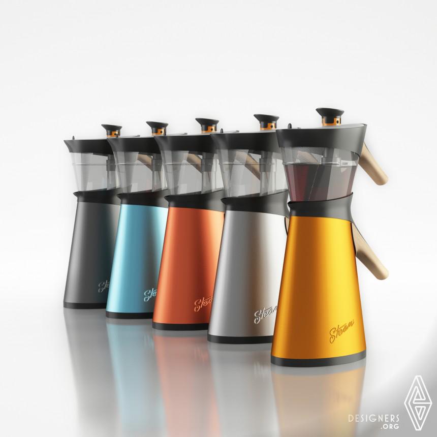 Inspirational Tea Maker Design
