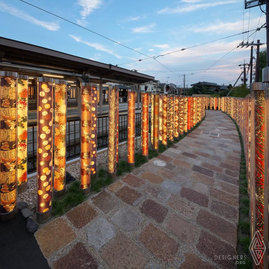 Inspirational Railway station Design